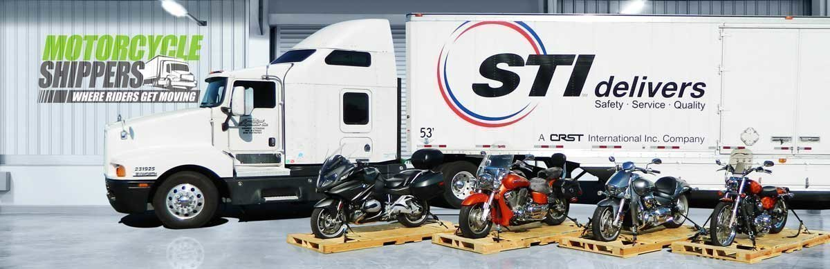 Oregon Motorcycle Shipping - Motorcycle Shippers